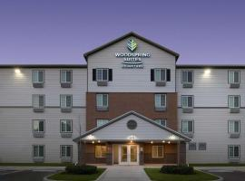 Woodspring Suites Clearwater, hotel in Clearwater