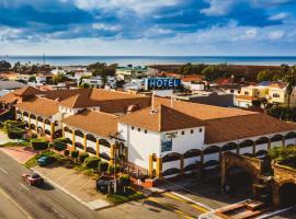 Del Mar Inn Playas, hotel in Tijuana