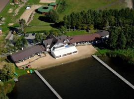 Hotel Łazienki Chodzieskie, pet-friendly hotel in Chodzież