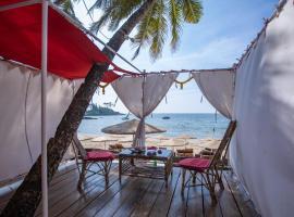 Art Resort Goa, family hotel in Palolem
