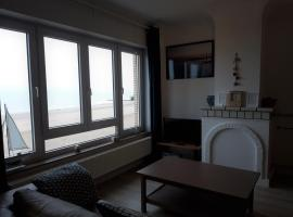 Appartement Zeedijk Blankenberge - near Brugge, hotel near Blankenberge Train Station, Blankenberge