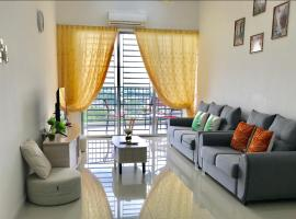 taiping rain twon homestay太平雨城名宿 two car park, apartment in Taiping