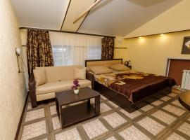 Sitara Hotel, отель в Твери