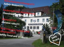 Hotel Burgwald, Hotel in Passau