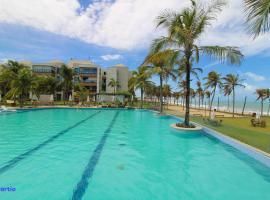 Wai Wai Resort Condomínio de Luxo by Apartio, apartment in Caucaia