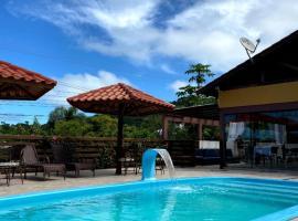 Pousada Praia de Bombinhas, hotel in Bombinhas