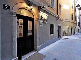 Hotel James Joyce, hotel in Trieste