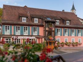 Gasthaus-Pension Zum Kreuz, hotel in Stühlingen