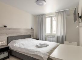 RentWill Borovskoe 4-3, hotel in Lukino