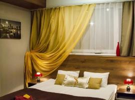 Hotel LOFT Ptz, hotel in Petrozavodsk