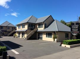 Casino Court Motor Lodge, motel in Christchurch