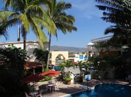 Hotel Palapa Palace Inn, hotel in Tuxtla Gutiérrez