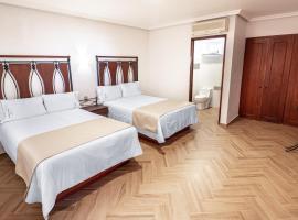 Hotel Alcazar - Guadalajara Centro Historico, hotel in Guadalajara