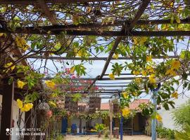 Pousada e Restaurante Tremembé, hotel in Icapuí