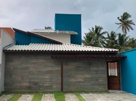 Flat Alamanda, accessible hotel in São Miguel dos Milagres