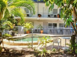 Cairns City Motel, motel in Cairns