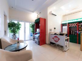 De 80's Matraman, guest house in Jakarta