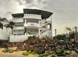 Flipflops beach shack, hotel in Mahabalipuram