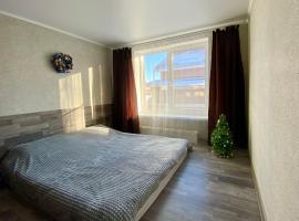 Апартаменты Grand Шале, pet-friendly hotel in Zelenaya Polyana