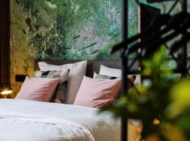 Daen's Greenhouse, מלון באוטרכט