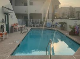 Sea Dancer #9, serviced apartment in South Padre Island
