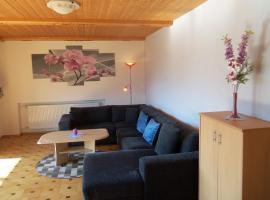 Ferienwohnungen Gstöttner, apartment in Bodenmais