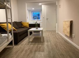 Modernes Apartment Nr1 nahe Reeperbahn bis 4 Personen, Ferienwohnung in Hamburg