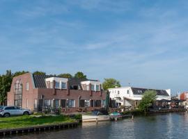 De Watersport Heeg, hotel near Hindeloopen Station, Heeg