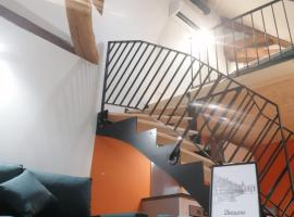 Cozy Duplex Beurre coeur de ville, appartement à Beaune