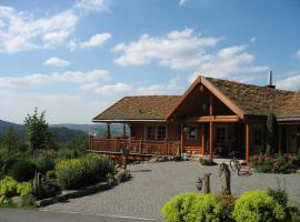 Hotelanlage Country Lodge, hotel Arnsbergben