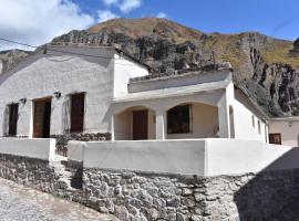 El Caucillar, guest house in Iruya