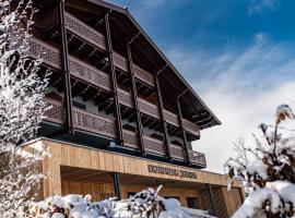 Erzherzog Johann Alpin Style Hotel - Adults Only, hotel in Schladming
