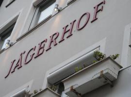 Hotel Jägerhof, hotel in Wiesbaden