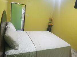 Hotel j y j rent a car, apartment in San Salvador