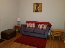 Millhill St Dunfermline, apartment in Dunfermline