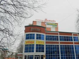 Гостиница Янтарь, отель в Сургуте