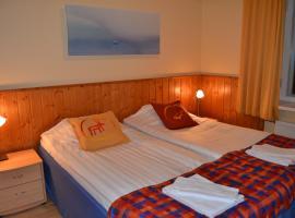 Hotel Utsjoki, hotelli kohteessa Utsjoki