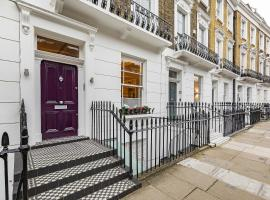 Central London House Zone 1, villa in London