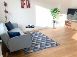 Glück Auf Appartements Lösorter Straße Duisburg, self catering accommodation in Duisburg