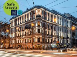 Отель Рэдиссон Соня, отель в Санкт-Петербурге