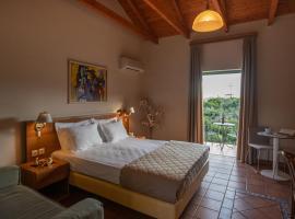 Aeolos Beach Hotel, ξενοδοχείο στη Σκάλα Κεφαλονιάς