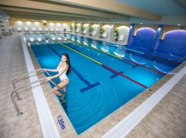 AquaSun Hotel & SPA, отель в Сандански
