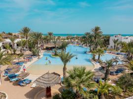 Fiesta Beach Djerba, отель в Мидуне