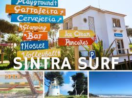 Oasis Backpackers Hostel Sintra Surf, hostel in Sintra