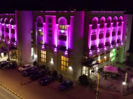 Hotel Balada, hotel in Suceava