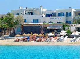 Iria Beach Art Hotel, boutique hotel in Agia Anna Naxos