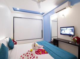 HOTEL CITY POINT, hotel in Shirdi