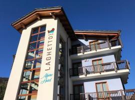Laghetto Alpine Hotel & Restaurant, hotel in Brusson