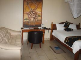 The Garden Place Hotel, hotel a Kigali