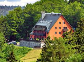 Hubertusbaude, Hotel in der Nähe von: Johannisstein Ski LIft, Waltersdorf